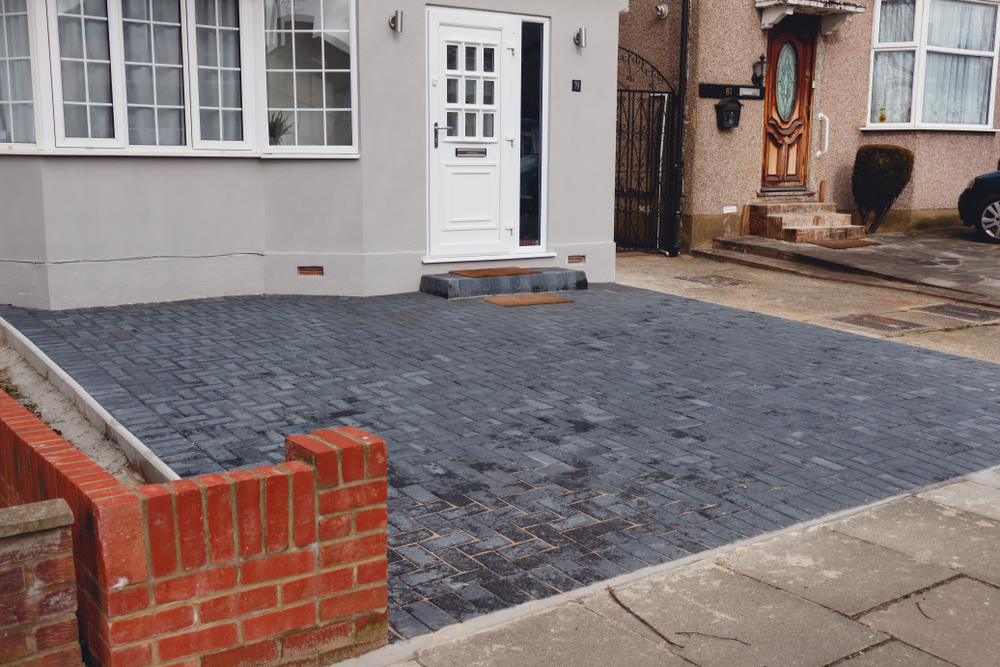 Driveways and Block Paving Paths